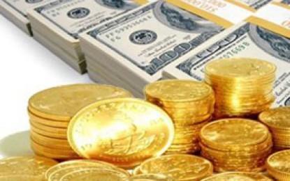 روند صعودی قیمت سکه/ دلار در صرافیها کاهش و در بازار افزایش یافت+ جدول