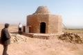 گنبد سلجوقی در روستای کندال شوط مرمت شد
