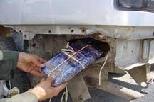 578 کیلوگرم مواد مخدر در کرمان کشف شد