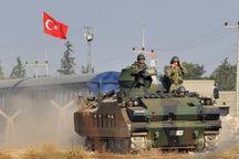 آغاز عملیات نظامی ترکیه در خاک سوریه/ کردهای سوری دو شهر ترکیه را خمپاره باران کردند