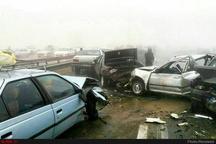 27 کشته و زخمی در تصادف مرگبار  محور ایرانشهر-سرباز