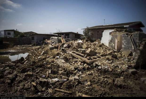 میزان خسارت منازل سیلزدگان مازندران دوباره کارشناسی می شود
