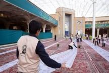تجلی چشمه مهرورزی مردم قم درماه رمضان