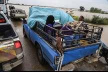 13هزار نفر در شعیبیه شوشتر خانه های خود را ترک کردند
