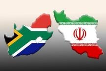 ایران باید جایگاه مطلوب تجاری با آفریقای جنوبی داشته باشد