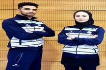 درخشش دو کاراتهکای گیلانی در مسابقات دانشجویان جهان