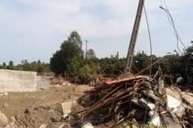 200میلیارد ریال به سیلزدگان تنکابن اختصاص یافت