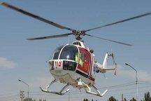 بالگردهای اورژانس کشور امسال 19 هزار بیمار را جابه جا کردند