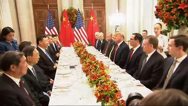 ترامپ از موافقت چین با کاهش تعرفه ها خبر داد