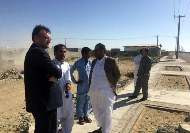 300 میلیارد ریال برای برقرسانی روستای کمب چابهار اختصاص یافت