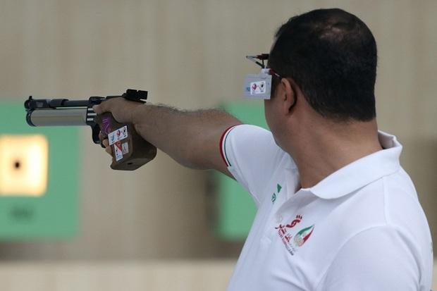 تیرانداز قزوینی در اردوی تیم ملی حضور یافت