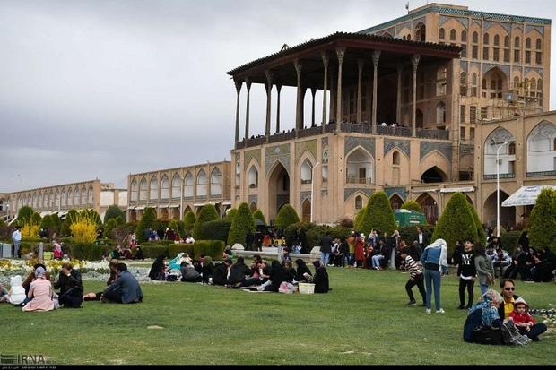 نمایشگاه گردشگری، جایگاه محوری اصفهان را تثبیت می کند