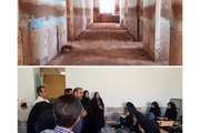 حضور مجدد دانش آموزان در مدارس در معمولان + عکس