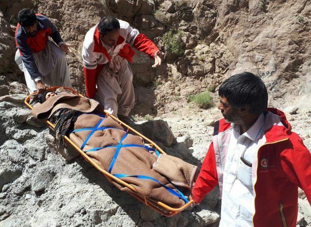 کوهنورد شیرازی در ارتفاعات قله تفتان نجات یافت