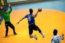تیم هیات هندبال شیراز بر ایرانشهر سیستان و بلوچستان غلبه کرد