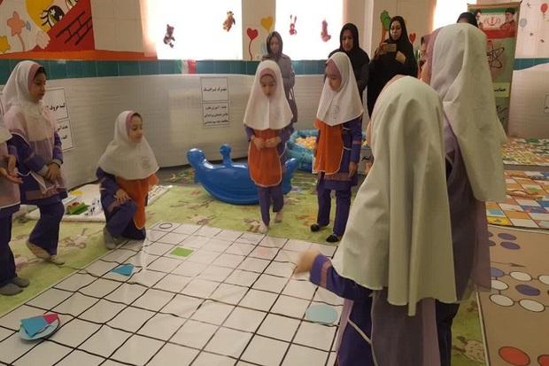 100 باب اتاق بازی کودکان در مدارس آذربایجان غربی افتتاح شد