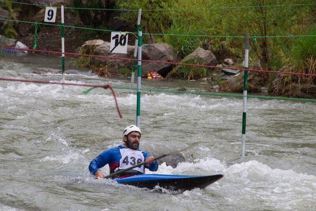 دزفول میزبان مسابقات قایقرانی آبهای خروشان قهرمانی کشور شد