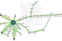 کتاب شبکه راه ها و برنامه ریزی حمل و نقل اضطراری شهر تهران منتشر شد