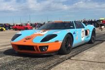 رکورد تاریخی فورد GT با ۴۷۲ کیلومتر بر ساعت