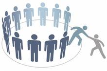 انجمن معتادان گمنام در درمیان راه اندازی شد