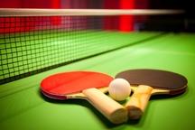 رقابت های قهرمانی تنیس روی میز سیستان و بلوچستان برگزار شد