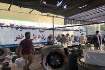 توییت یک جامعه شناس در خصوص امدادرسانی موکب ها در خوزستان