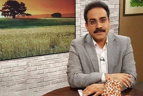 مجری تلویزیون : گلزار دچار توهم شده است!
