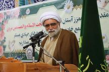 حجت الاسلام مروی:آستان قدس برای سیلزدگان خانه می سازد