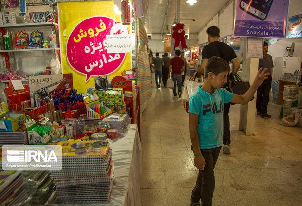 بازار روز بیجار به کمک رونق اقتصادی آمد