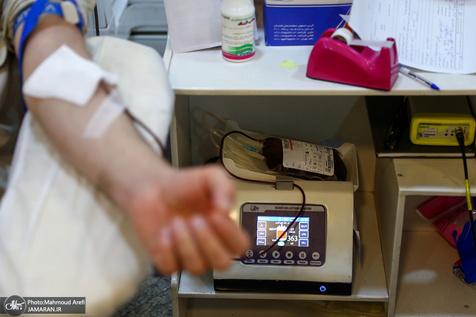 چند بار در سال می توانیم خون اهدا کنیم؟