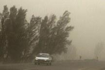 توفان با سرعت 83 کیلومتر ابرکوه را درنوردید