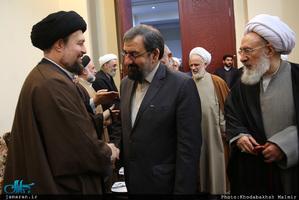 تجدید میثاق رئیس و اعضای مجمع تشخیص مصلحت نظام با آرمان های امام خمینی(س)