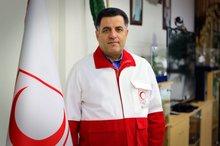 رئیس جمعیت هلال احمر مرکز کنترل عملیات سمنان را افتتاح کرد