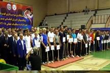 تهران قهرمان رقابتهای وزنه برداری پیشکسوتان ایران شد