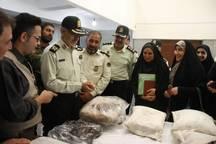 بیش از 2 تن مواد مخدر ظرف 48 ساعت در فارس کشف شد