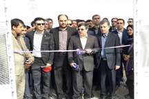 طرح توسعه یک واحد کشاورزی در شهرستان آبیک به بهره برداری رسید