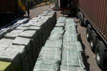 محموله 35 میلیارد ریالی کالای قاچاق در پلدختر توقیف شد
