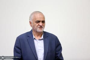 دیدار جمعی از اعضای حزب وحدت و همکاری ملی با سید حسن خمینی
