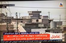 پایان حکومت داعش بر موصل/ دولت خرافه سقوط کرد/ حیدر العبادی برای اعلام پیروزی وارد شهر شد/ محاصره کامل تروریستهای باقی مانده