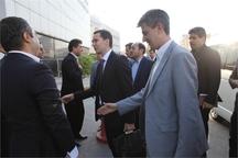 هیات سرمایه گذار فرانسوی ازظرفیت های بندر و شرکت صدرا در بوشهر دیدن کرد