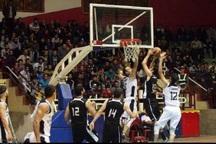 فسا و دزفول به مرحله دوم بسکتبال دسته دوم کشور راه یافتند
