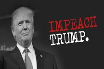 ادامه تلاش های جدی مردمی برای استیضاح ترامپ/ جبهه گیری بی سابقه دموکرات ها