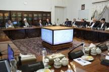 با حضور رئیسجمهور؛جلسه هماهنگی سفر کاروان تدبیر و امید به خراسان شمالی برگزار شد
