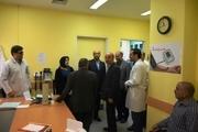 کلینیک فوق تخصصی کنترل فشار خون در تبریز به بهره برداری رسید