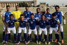 آبی های اهواز در آستانه سقوط به لیگ دسته سوم فوتبال کشور