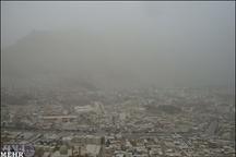 میزان آلاینده های آسمان لرستان  تا ۶ برابر حد مجاز است