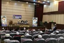 محفل معنوی انس با قرآن کریم در خاش برگزار شد