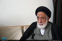 مجلس ختم سومین روز درگذشت حجت الاسلام والمسلمین طباطبایی