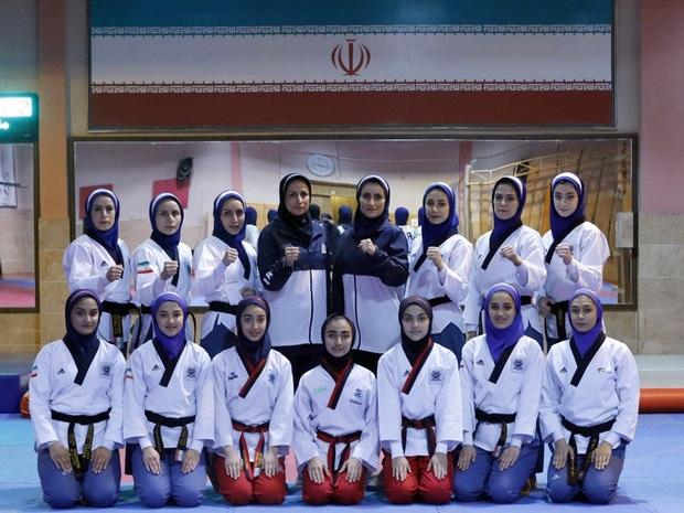 تیمی سخت کوش از ایران روانه رقابت های جهانی پومسه می شود