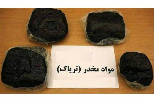 مرزبانان خراسان شمالی 39 کیلوگرم تریاک کشف کردند